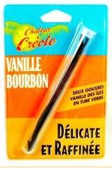 Gousse de vanille - Chaleur créole