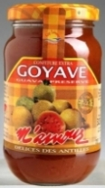 Confiture goyave - M'amour